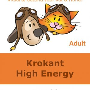 EcoVit Adult Krokant High Energy