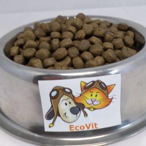 EcoVit Pup/Junior Graanvrij Zalm-Aardappel