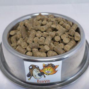 EcoVit Adult Graanvrij-Geperst Eend-Aardappel