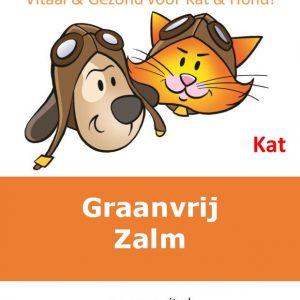 EcoVit Kat Graanvrij Zalm