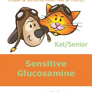 EcoVit Kat Senior Sensitive Glucosamine